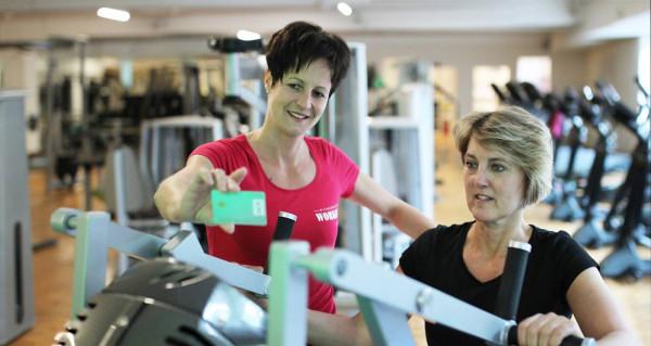 Gutschein: Fitnessclub Workout