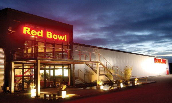 Gutschein: Red Bowl Oelde
