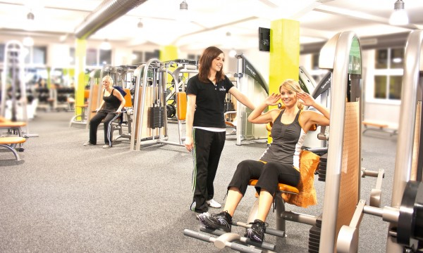 Gutschein: Medio Fitness